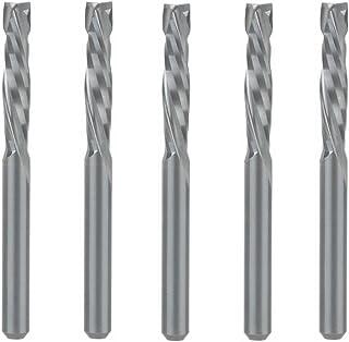 Fresa in metallo duro per la lavorazione in alluminio Fresa a candela VHM /Ø 1,5 mm