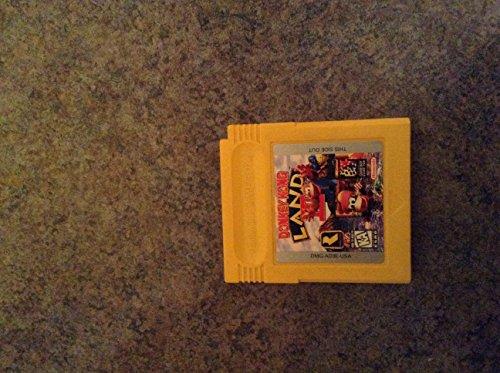 GameBoy - Donkey Kong Land 3 #gelb