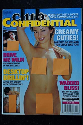 CLUB CONFIDENTIAL 2002 04 Barbie Natalie Jenna Elaine & Vanessa Alisha Aria Brandy Brianna & Cheyenne Jessica