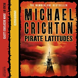 Pirate Latitudes cover art