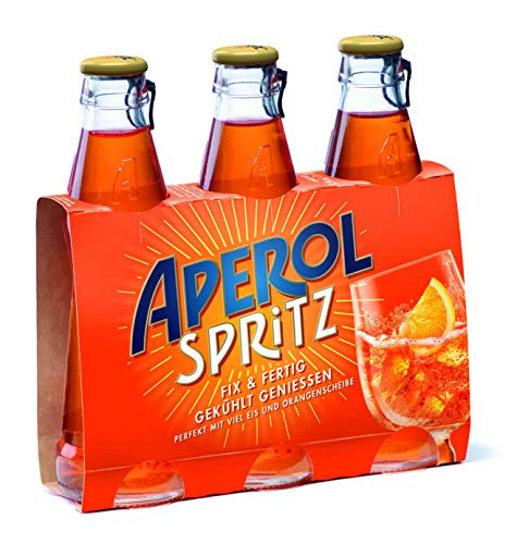 Aperol Spritz, 10,5% (3 x 0,175 L)