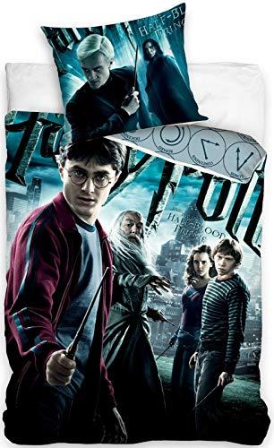 Harry Potter Bettwäsche - Bed Linen - Ropa de cama - Biancheria da letto - Draps de lit HP191132-4