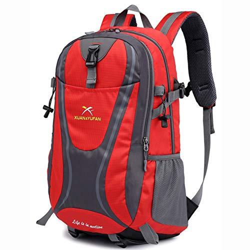 DWGYQ USB Chargement Voyage Sac d'alpinisme en Plein air, Grande capacité de Sport Sac à Dos de Camping des Fournitures appropriées pour Les Hommes et Les Femmes,L3