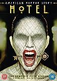 American Horror Story S5 Hotel DVD [Reino Unido]