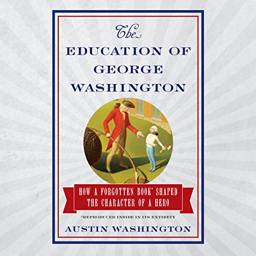 The Education of George Washington audiobook cover art