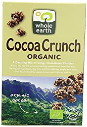 Totally organic and totally tasty May contain traces of nuts and sesame seeds A bowl of crisp, chocolatey clusters of oats and rice Free from artificial additives crackers are great with cheese