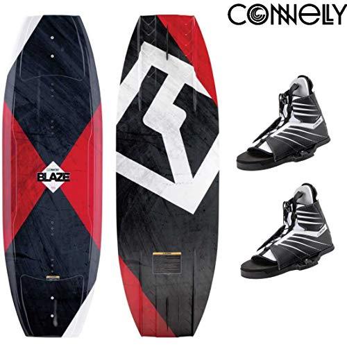 Connelly Blaze 141 Wakeboard Package HALE Wakeboard Bindung