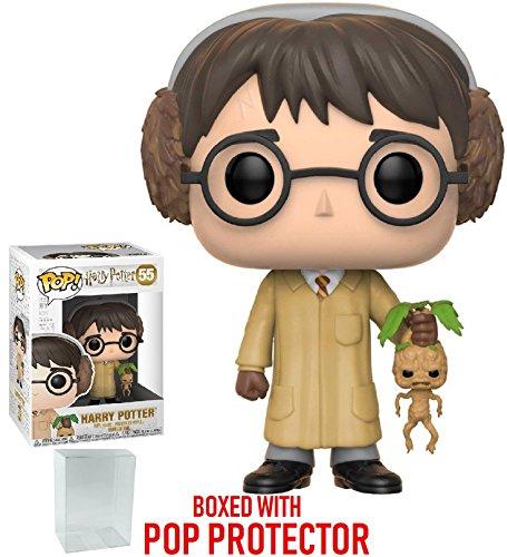 Funko Pop! Movies: Harry Potter - Harry Potter (Herbology) Vinyl Figure (Bundled with Pop Box Protector Case) image