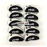 Best Ping Irons - LANCYG Golf gifts Golf Iron Cover, Color Matching Review
