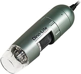 Dino-Lite AM3113 - 10x-50x, 230x - Handheld Digital Microscope - 640 x 480 Pixels - Measuring Software - 8 Integrated LED Lights