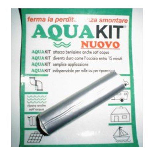 Aquakit pasta bicomponente per riparazioni rapide