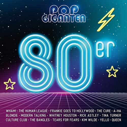 Pop Giganten: 80er