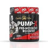 NEU: All Stars PUMP-X SIGNATURE PRE WORKOUT BOOSTER, 340 g Dose, Fruit Punch -