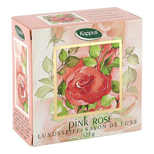 KAPPUS pink rose Seife 125 g