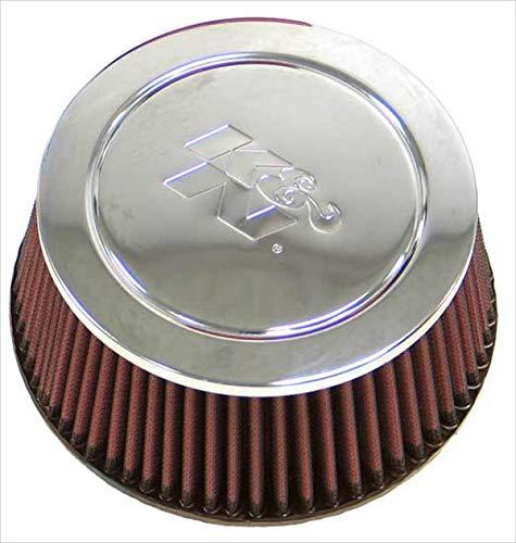 K&N E-2232 Waschbarer und wiederverwendbarer KFZ Tauschluftfilter