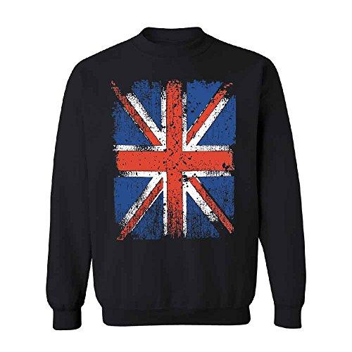 british flag sweater for men - 1