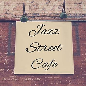 Jazz Street Cafe – Smooth Jazz, Music for Cafe & Restaurant, Saxophone & Piano