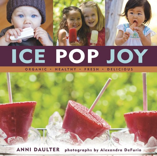 Ice Pop Joy (English Edition)