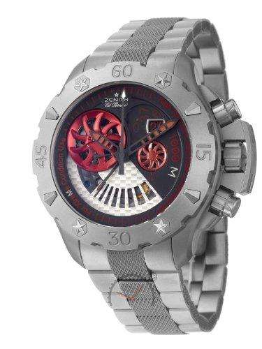 Zenith Defy Xtreme Grande Date-Stealth Men's Watch 95-0527-4039-01-M530
