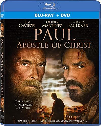 Paul, Apostle of Christ [Blu-ray + DVD]
