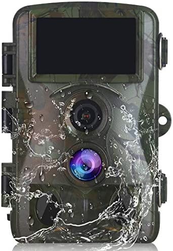 Vmotal Trail Camera Game Hunting Scouting Cam 4K Video 20MP Image Wildlife Monitoring 120 Detecting product image