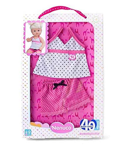 Nenuco- Ropita de dormir, set de ropa (Famosa700013506)