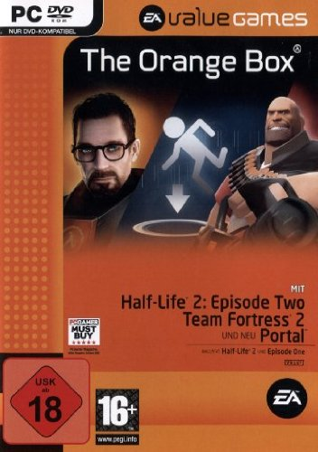 Software Pyramide Half Life 2 - The Orange Box
