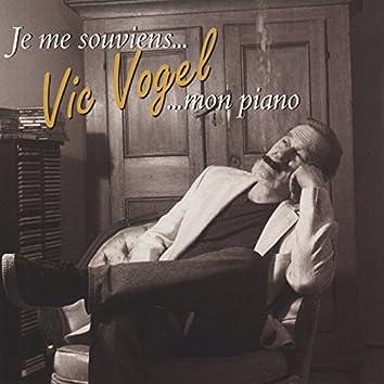Je me souviens ... mon piano