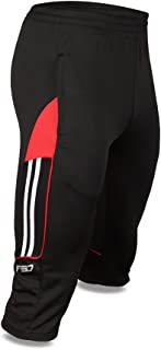 Shinestone Men's 3/4 Running Training Soccer Pants