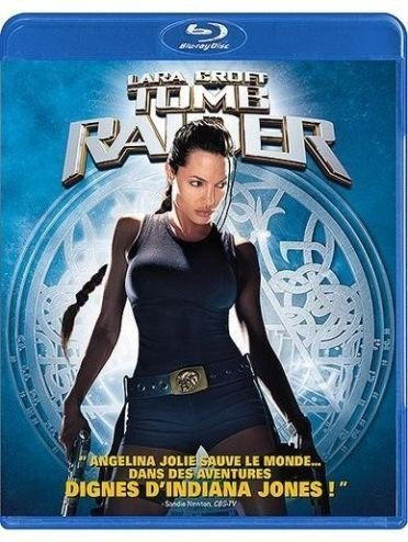 Lara Croft-Tomb Raider [Blu-Ray]