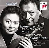 Sibelius:Violin Concerto&Brcot