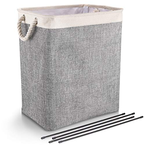 DYD Laundry Basket with Handles Linen Hampers for Laundry...