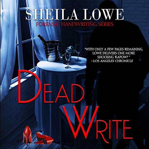 Couverture de Dead Write