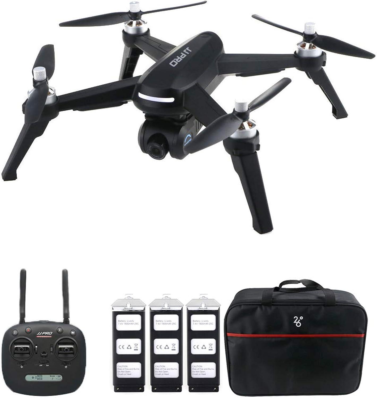 la mejor selección de SXPC SXPC SXPC Drone Profesional con cámara 1080P WiFi FPV sin escobillas del Motor para Mantener el posicionamiento GPS de Cuatro Ejes del avión 16 Minutos  ofrecemos varias marcas famosas