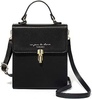 Women's Small Crossbody Bag Top Handle Clutch Handbags Fashion Shoulder Bag Tote Purse
