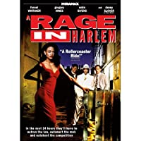 Rage in Harlem [DVD]