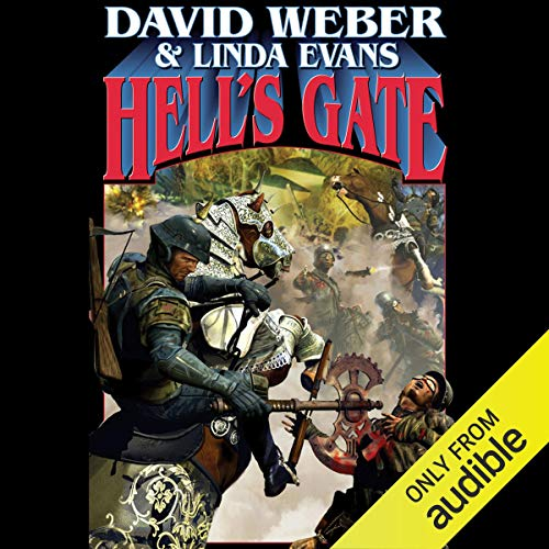 Couverture de Hell's Gate