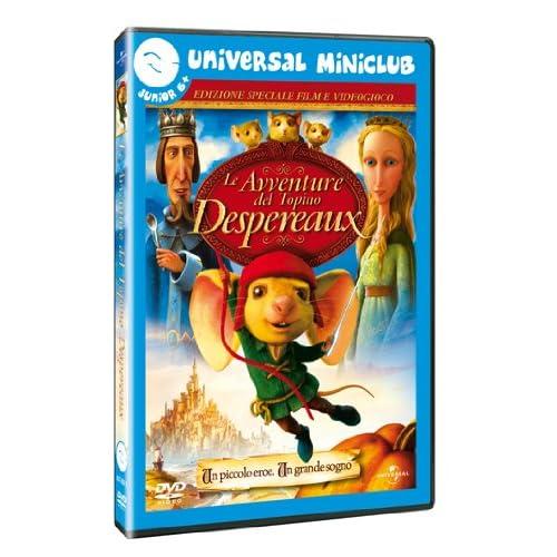 Avventure Del Topino Despereaux (Le)
