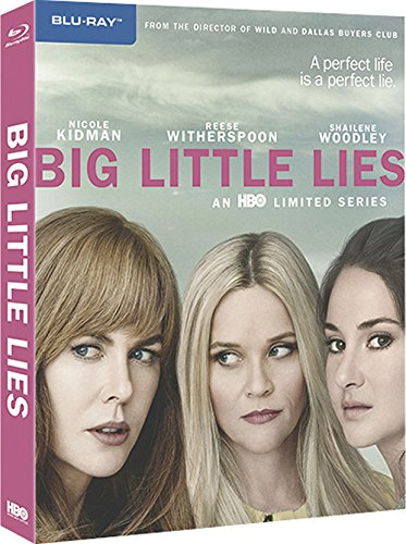 Big Little Lies Temporada 1 Blu-Ray [Blu-ray]