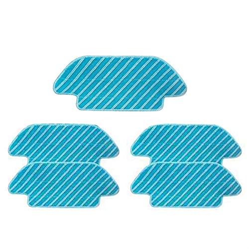 NIDUNO 5pcs Tissu Mop Inserts pour Conga 4090 5090...