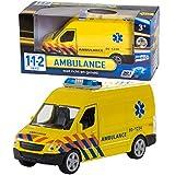 AK Sport 0301065 112 Ambulancia con luz/Sonido 1:43