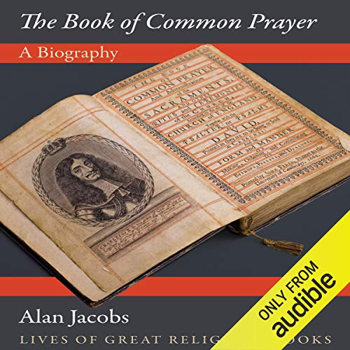 The Book of Common Prayer audiobook cover art