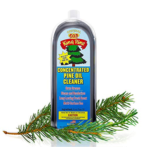 King Pine Concentrated Pine Oil Multi-Surface Cleaner Industrial Strength
