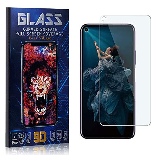 Bear Village Verre Trempé pour Huawei Honor 20 Pro, Anti Rayures, sans Traces de Doigts, Dureté 9H Protection en Verre Trempé Écran pour Huawei Honor 20 Pro, 1 Pièces