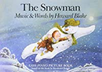The Snowman: Easy Piano Picture Book