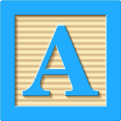 Flawless Letter Block