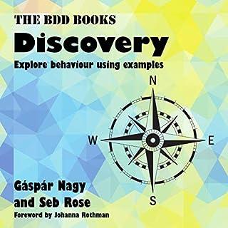 Discovery (Explore Behaviour Using Examples) cover art