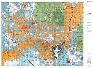 Arizona GMU 20B Hunt Area / Game Management Units (GMU) Map