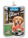 Vita Gravy Hip and Joint Supplement, Delicious Sirloin Steak Flavor Flavor – For Dogs of All Ages, Sizes, Breeds – 11 Ounce, up to 44 Servings