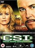 CSI: Crime Scene Investigation - Las Vegas - Season 7.1 [UK Import] - CSI: Crime Scene Investigation